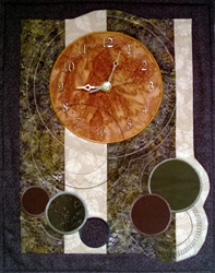 Quilted Clock Workshop
